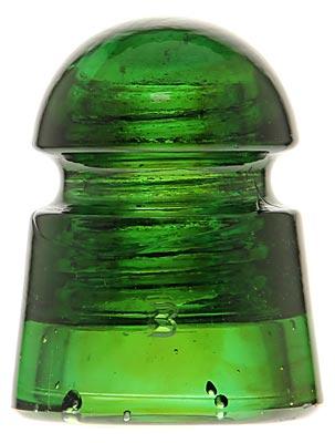 CD 103 B; Dark Emerald Green