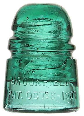 CD 110 BROOKFIELD; Green Aqua