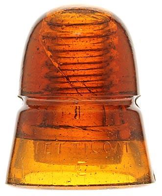 CD 145 H.G.CO.; Fizzy Dark Orange Amber