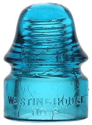 CD 134 WESTINGHOUSE; Vibrant Blue