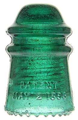 CD 106 HEMINGRAY / No 9, Fizzy Deep Green; Bold prism embossing and great color!
