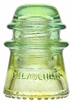 CD 122 McLAUGHLIN, Citrine; Nearly two tone!
