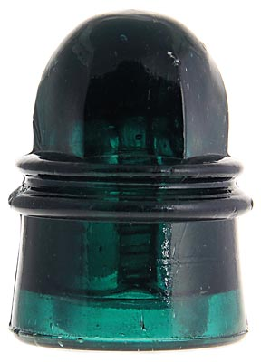 CD 158.2 BOSTON BOTTLE WORKS, Dark Teal Green; (UPDATE) KILLER COLOR!