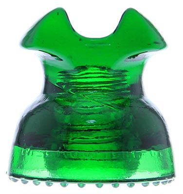 "CD 252 McLAUGHLIN, Emerald Green; Classic ""emerald""!"