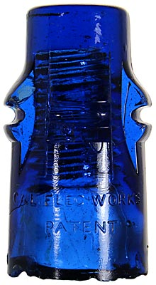 "CD 130.1 CAL.ELEC.WORKS Rich Dark Cobalt Blue; ""Most Desirable Insulator"" as voted by members of ICON. See why!"