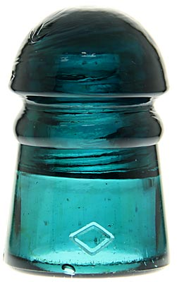 CD 102 DIAMOND Rich Teal Blue; Great condition! Great color!
