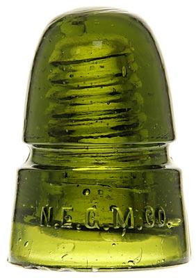 CD 145 N.E.G.M. Dark Olive Green; Rare color!