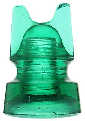 "CD 269 JUMBO Dark Green Aqua; Boston ""Eared Jumbo"""