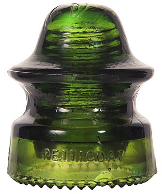 CD 164 H.G.CO., Dark Yellow Green; Distinctive shade of green!