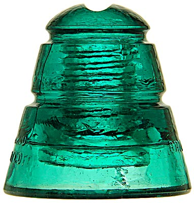 "CD 211 BROOKFIELD, Deep Blue Aqua; Stop the leaks with this ""no leak"" insulator!"