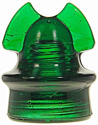 CD 259 CABLE, Deep Emerald Green; MINT!