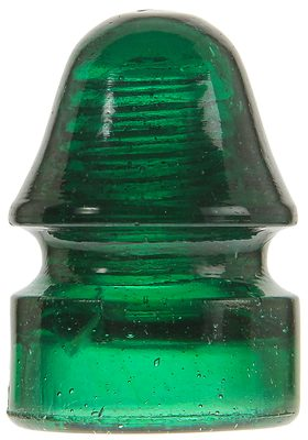 CD 134 {Unembossed Pennycuick}, Deep Dark Green; Rich color with great saturation!