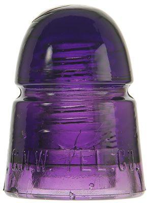 CD 145 G.N.W.TEL. CO., Deep Purple; An always popular color!