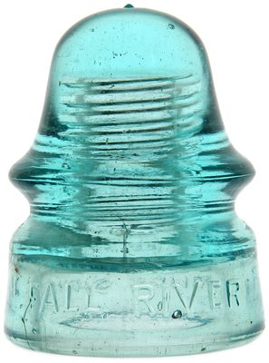 "CD 134 FALL RIVER POLICE SIGNAL, Light Aqua; a ""Fall River"" classic and popular"