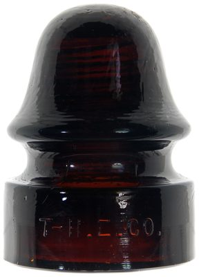 CD 134 T-H.E. CO., Root Beer Amber