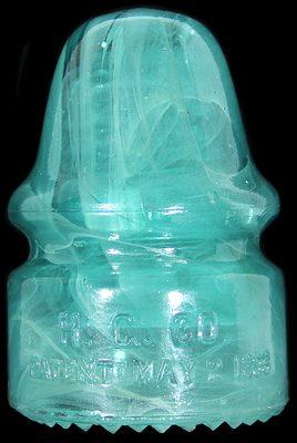 CD 133 H.G. CO., Jadey Milky Aqua; stunning milk, front lit or back lit