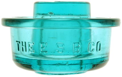 CD 36 E.S.B. CO., Blue Aqua