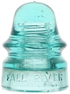 CD 134 FALL RIVER POLICE SIGNAL, Light Aqua; Fall River special!