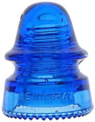 CD 162 HEMINGRAY // No 19 {SDP}, Cobalt Blue