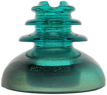 CD 249 HEMINGRAY // No 0 PROVO, Aqua; Great condition and getting harder to find!