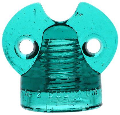CD 262 No 2 COLUMBIA, Blue Aqua; Wonderful condition!