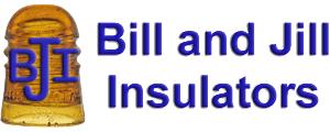 Bill and Jill Insulators Auction 151