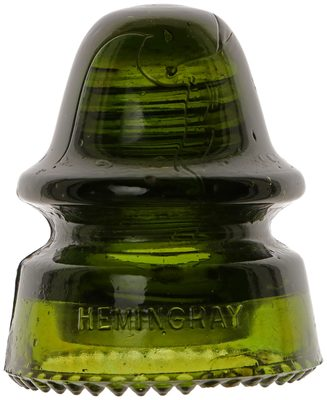 CD 162 HEMINGRAY // No 19, Olivey Green; contrasting green shade!