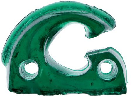 CD 1038 CUTTER, Green; a popular and colorful style!