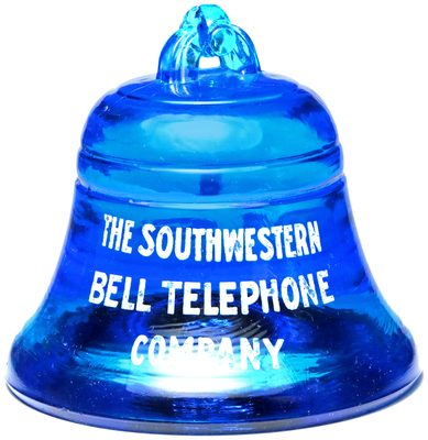 SOUTHWESTERN BELL TELEPHONE, Peacock Blue; a nice addition to your collection!