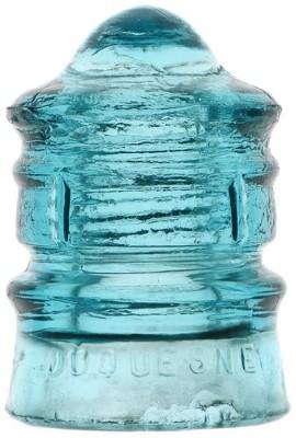 CD 113.2 DUQUESNE // GLASS CO., Bright Blue; Bright color!