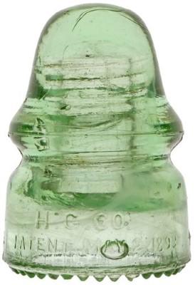 CD 133 H.G.CO., Milky Lime Green; Nice blend of milk!