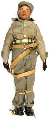 """Telephone Lineman """"Action Figure""""; A unique item!"""