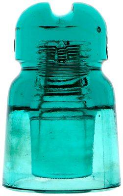 CD 579 JSN {Poland}, Aqua; A larger piece to complement your other Polish pieces!