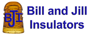 Bill and Jill Insulators logo