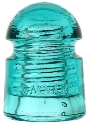 CD 103 GAYNOR, Blue Aqua; A sparkling gem!