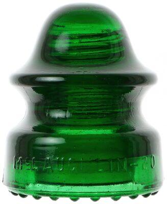 CD 164 McLAUGHLIN-20, Dark Emerald Green; Stunning color!