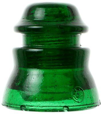 CD 155 R.Y T., Dark Emerald Green; Simply stunning!
