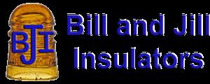 Bill and Jill Insulators Select Auction 155
