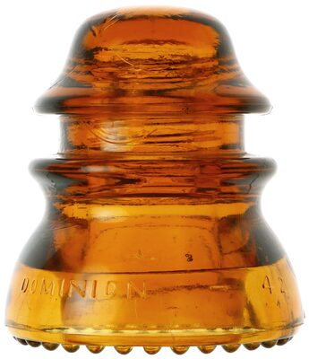 CD 154 DOMINION-42, Honey Amber; Part of a popular lineup!