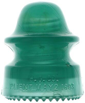 CD 164 H.G.CO., Jade Green Milk; Classic but better!